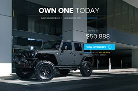 custom lifted jeep wranglers in custom used jeeps in dallas tx custom shop