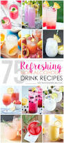 cocktail recipes refreshing non alcoholic drink recipes