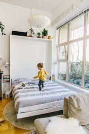 Interior Design 600 Sq Ft Flat by Alison Trevor And A Baby In 600 Square Feet Murphy Bed