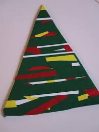 modern christmas tree craft u2014 blog art activities u0026 fun crafts
