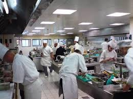 la brigade de cuisine formation de formateurs en cuisine allégée hôtellerie restauration