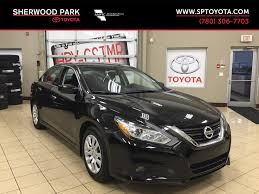 nissan altima 2018 black used 2017 nissan altima 2 5s with heated seat package 4 door car