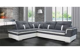 canapé design d angle canapé d angle achat vente canapés d angles design
