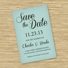 save the date templates 28 images free save the date templates