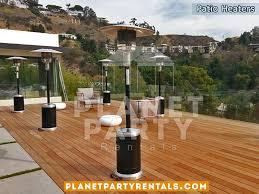 party rentals san fernando valley 10 outdoor propane patio heater rentals nuys jpg