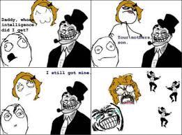 Troll Meme Comics - the funniest troll dad rage comics