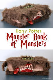 the monster book of monsters harry potter sisters what