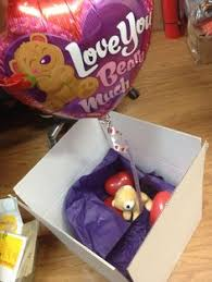 send birthday balloons in a box happy birthday balloon in a box balloon gift bouquets