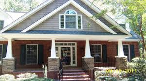 house with front porch porch designs for cottages beautiful red brick homes red brick
