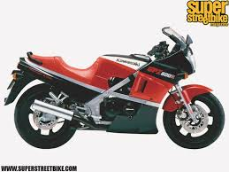 kawasaki gpz 900 r motorcycles catalog with specifications