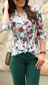 floral blouse 20 feminine floral blouse for styleoholic