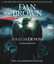 angels u0026 demons audiobook by dan brown richard poe official