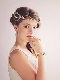 gold headpiece gold bridal headpiece pearl tiara gold