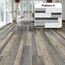 Vinyl Floor Basement Multi Width X 47 6 In Metropolitan Oak Luxury Vinyl Plank
