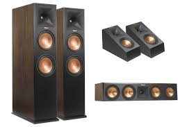 klipsch reference home theater system the klipsch dolby atmos reference speaker line profiled