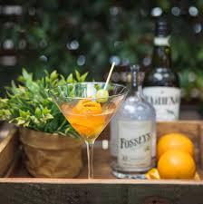gin martini dessert lime gin martini fossey u0027s gin elixir