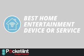 Best Home Logo Best Home Entertainment Device Or Service 2016 Ee Pocket Lint