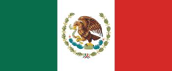 Cartoon Mexican Flag Mexico City The Heart Of Aztec Empire Madbush