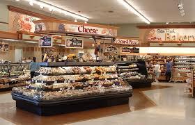 gallery stater bros retail interior decor checkstand lights