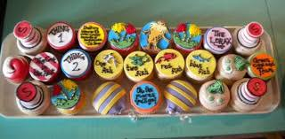 dr seuss cupcakes party frosting happy bday dr seuss party ideas