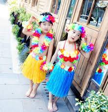 discount hawaiian hula skirts kids 2017 hawaiian hula skirts