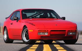 1984 porsche 944 specs 1986 porsche 944 turbo cup gooding company