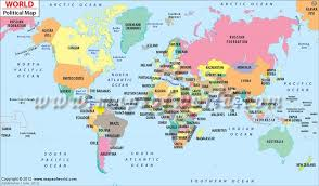 world politic map tutorial s geography archives