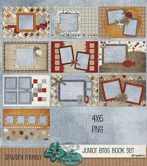 4x6 brag book 75 best scrapbooking mini s images on scrapbook