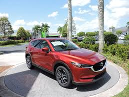 new mazda 2017 new mazda cx 5 grand select fwd at royal palm mazda serving