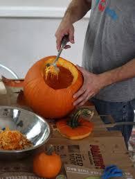 17 apart our halloween pumpkins a squirrel u0026 his nut