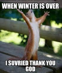 God Meme Generator - meme creator when winter is over i suvried thank you god meme