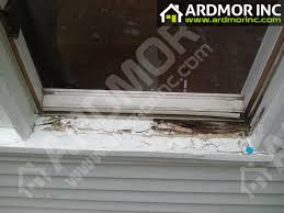 How To Replace Rotted Window Sill Replace Rotted Window Sill Ardmor Inc