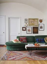 Lime Green Sofa by The Great Green Sofa