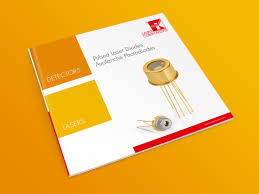 catalog covers pulsed laser diodes and avalanche photodiodes