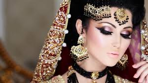 bridal hairstyle images regal bride by naeem khan i wedding makeup i braided hairstyles i