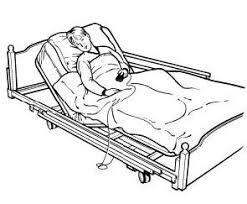 How To Draw A Bed Patient In Bed Drawing Roole