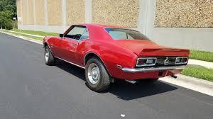68 camaro ss 396 375 horsepower barn find 1968 camaro ss 396