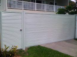 horizontal privacy fence cost home u0026 gardens geek