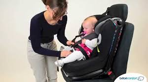 siege auto bébé 4 mois bébé confort opal dysplasie vidéo d installation