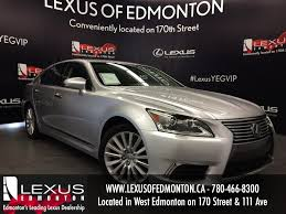 lexus dealer in brooklyn lexus certified pre owned silver 2013 ls 460 awd swb technology