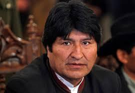 Evo Morales U201cchile Prefiere Que Empresas Transnacionales Sigan