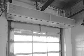 Overhead Door Curtains Hemsco S Pte Ltd Air Curtain Industrial Division