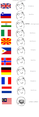 Different Languages Meme - silly malaysians