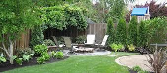 backyard privacy design hirea