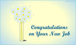 Congrats On New Job Card Congratulations On Your New Job Greetings Card Picture Nicewishes