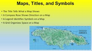 Map Legend Symbols Chapter 1 The Tools Of Geography Essential Question How Do