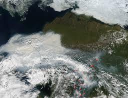 Wildfire Alaska 2015 Map by Smoke Fills Alaskan Skies From Scores Of Wildfires Nasa