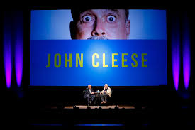 comedian john cleese talks monty python and the secret of