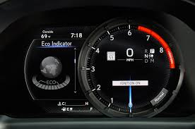 lexus ls 500 turbo 2018 lexus ls 500 f sport instrument panel 02 motor trend