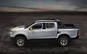 volkswagen truck concept what about the u s chevrolet shows second u201crally u201d colorado